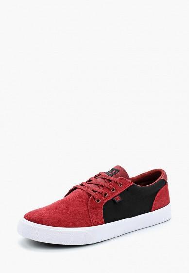 Купить Кеды DC Shoes - цвет: красный, Китай, DC329AMAKAM2