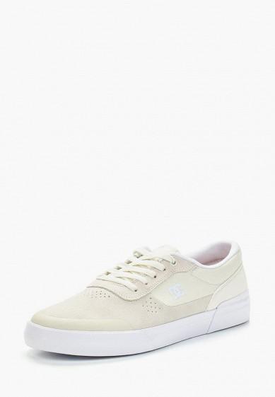 Купить Кеды DC Shoes - цвет: бежевый, Китай, DC329AMAKBH9