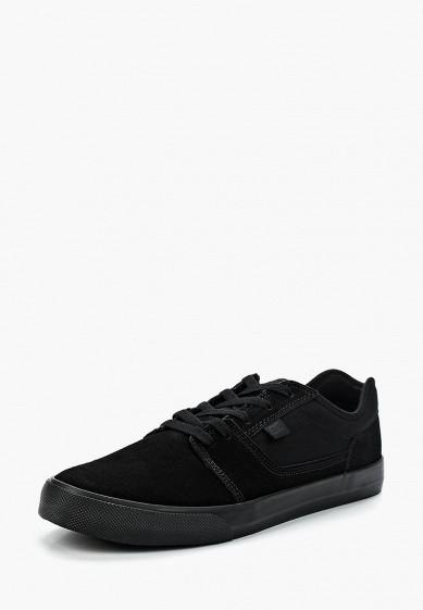 Купить Кеды DC Shoes - цвет: черный, Китай, DC329AMAKBI3