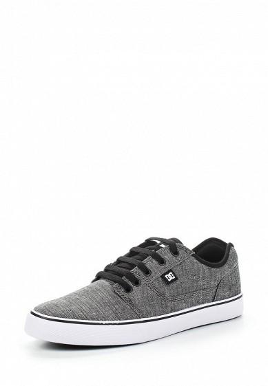 Купить Кеды DC Shoes - цвет: серый, Китай, DC329AMAKBJ5