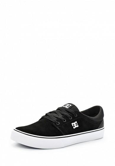 Купить Кеды DC Shoes - цвет: черный, Вьетнам, DC329AMAKBJ7