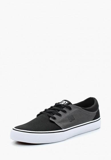 Купить Кеды DC Shoes - цвет: серый, Вьетнам, DC329AMAKBK4