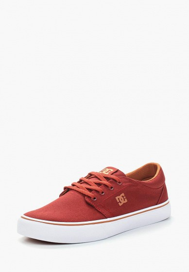 Купить Кеды DC Shoes - цвет: бордовый, Вьетнам, DC329AMAKBK5