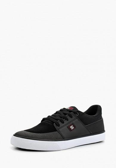 Купить Кеды DC Shoes - цвет: черный, Китай, DC329AMAKBL3