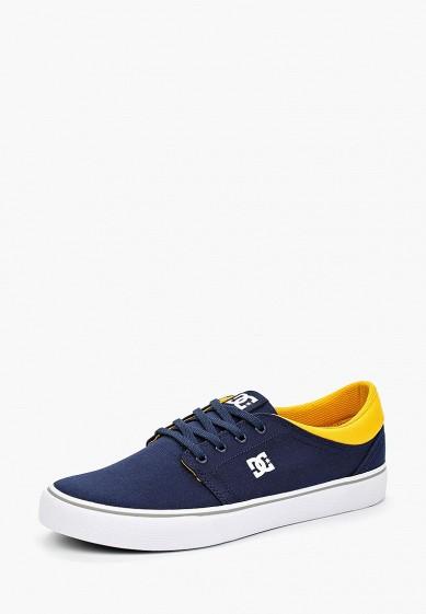 Купить Кеды DC Shoes - цвет: синий, Вьетнам, DC329AMBNSJ6