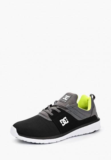 Купить Кроссовки DC Shoes - цвет: черный, Вьетнам, DC329AMBNSJ8