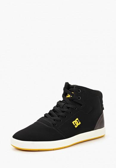 Купить Кеды DC Shoes - цвет: черный, Вьетнам, DC329AMCFER4