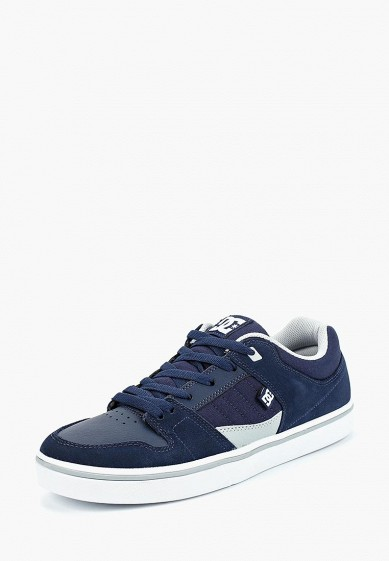 Купить Кеды DC Shoes - цвет: синий, Китай, DC329AMCFER6