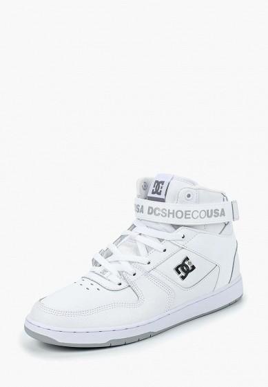 Купить Кеды DC Shoes - цвет: белый, Вьетнам, DC329AMCFES0