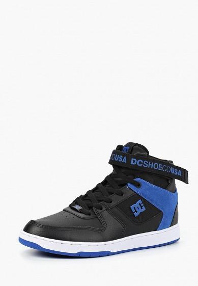 Купить Кеды DC Shoes - цвет: черный, Вьетнам, DC329AMCFES1
