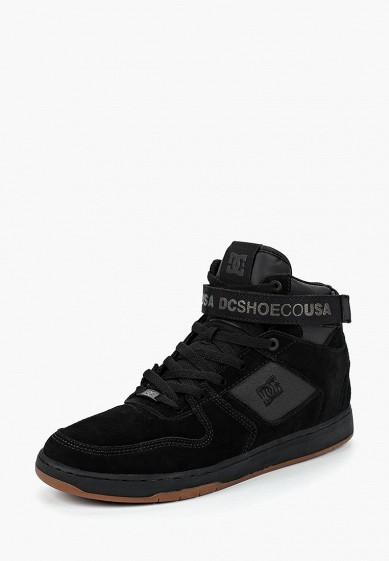 Купить Кеды DC Shoes - цвет: черный, Вьетнам, DC329AMCFES3