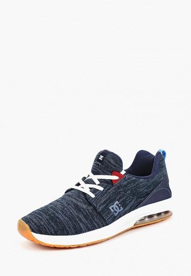 Купить Кроссовки DC Shoes - цвет: синий, Вьетнам, DC329AMCFES6