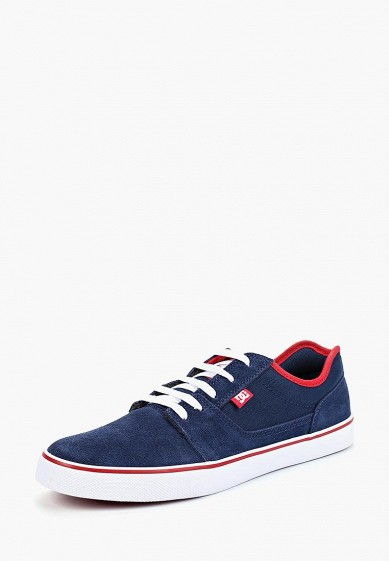 Купить Кеды DC Shoes - цвет: синий, Китай, DC329AMCFES9