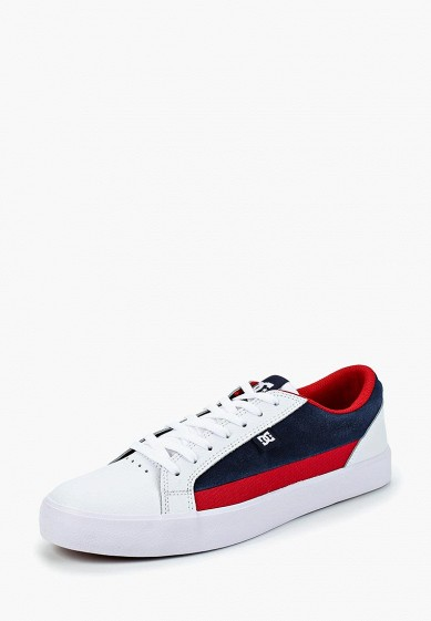 Купить Кеды DC Shoes - цвет: белый, Китай, DC329AMCFEV1