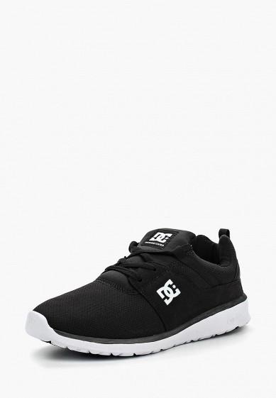 Купить Кроссовки DC Shoes - цвет: черный, Вьетнам, DC329AMHPL64