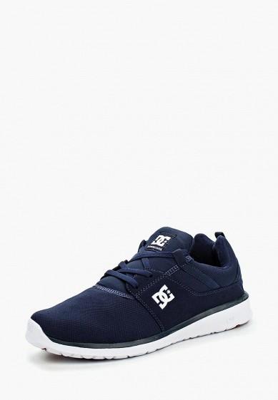 Купить Кроссовки DC Shoes - цвет: синий, Вьетнам, DC329AMKDQ09
