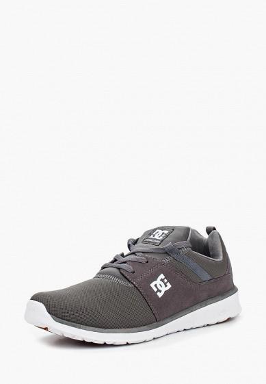 Купить Кроссовки DC Shoes - цвет: серый, Вьетнам, DC329AMPFI11