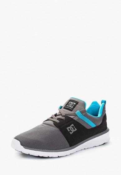 Купить Кроссовки DC Shoes - цвет: серый, Вьетнам, DC329AMVNU75