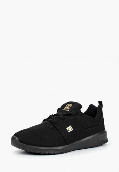 Купить Кроссовки DC Shoes - цвет: черный, Вьетнам, DC329AWCFEY2