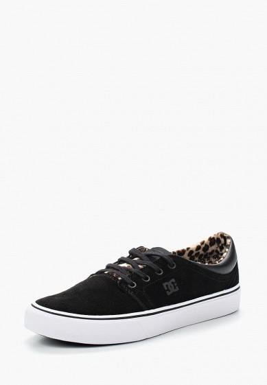 Купить Кеды DC Shoes - цвет: черный, Вьетнам, DC329AWVNW32