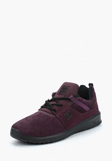 Купить Кроссовки DC Shoes - цвет: фиолетовый, Вьетнам, DC329AWZDX50