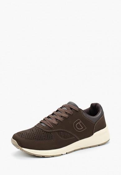 Кроссовки Dixer - цвет: коричневый, Китай, DI028AMAEBB3  - купить со скидкой