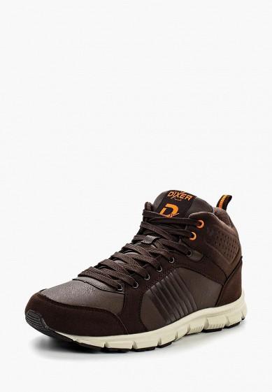 Купить Кроссовки Dixer - цвет: коричневый, Китай, DI028AMKOB54