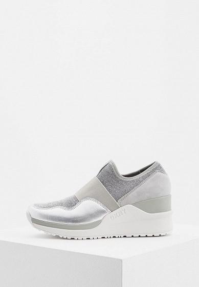 Купить Кроссовки DKNY - цвет: серый, Китай, DK001AWBYOS0