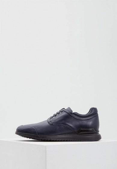 Купить Кроссовки Emporio Armani - цвет: синий, Португалия, EM598AMZWB71