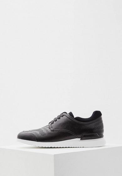 Купить Кроссовки Emporio Armani - цвет: черный, Португалия, EM598AMZWB72