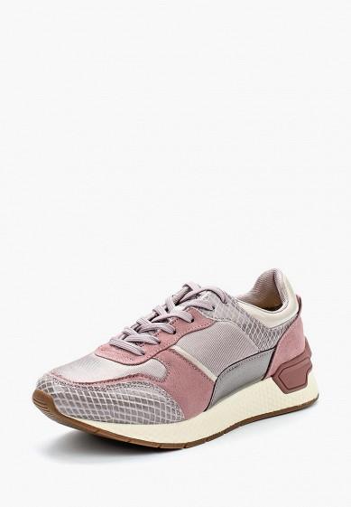 Купить Кроссовки Fashletics by Tamaris - цвет: розовый, Китай, FA040AWACNU4