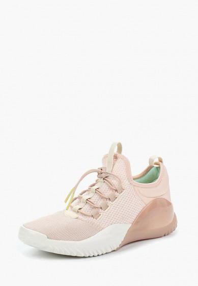 Купить Кроссовки Fashletics by Tamaris - цвет: розовый, Китай, FA040AWACNU9