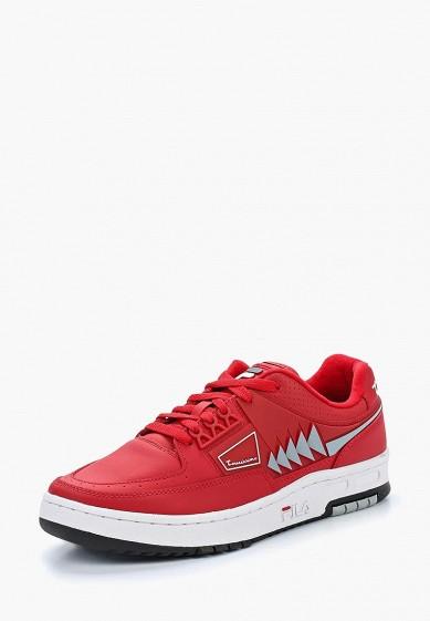 Купить Кроссовки Fila - цвет: красный, Китай, FI030AMAZEQ3