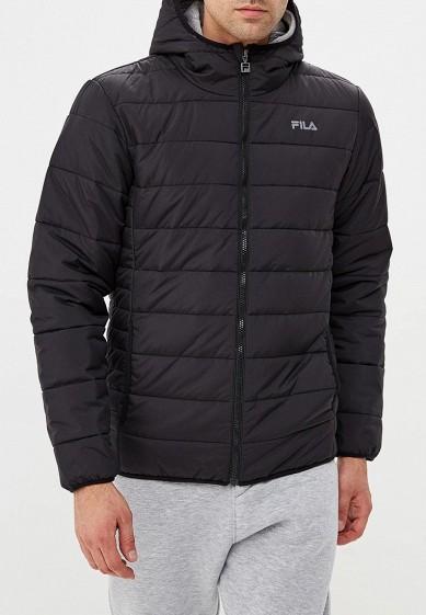 Купить Куртка утепленная Fila - цвет: черный, Китай, FI030EMCPQZ2