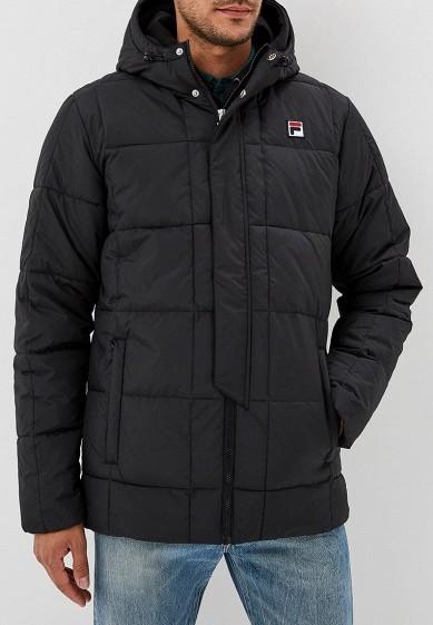 Купить Куртка утепленная Fila - цвет: черный, Китай, FI030EMCPQZ3