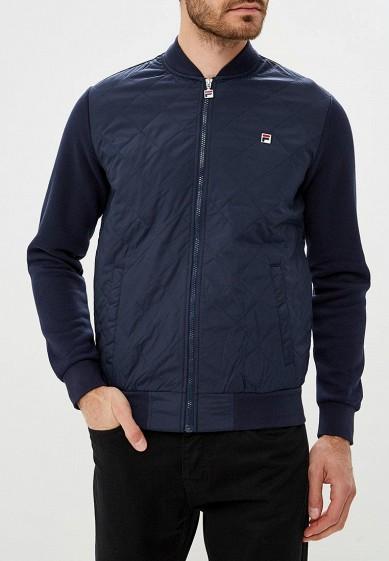 Купить Куртка Fila - цвет: синий, Китай, FI030EMCPQZ8