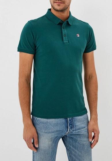 Купить Поло Fila - цвет: зеленый, Бангладеш, FI030EMCPRC5