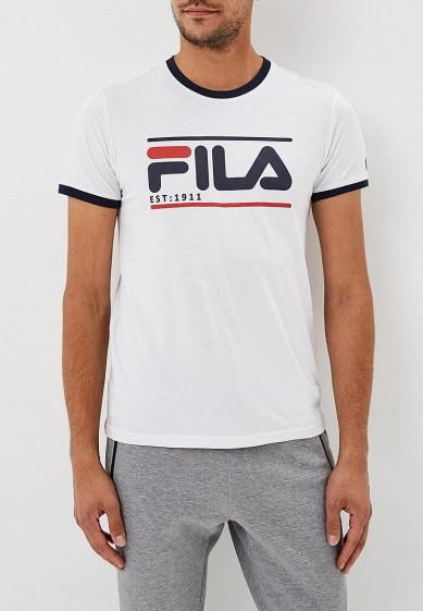 Купить Футболка Fila - цвет: белый, Бангладеш, FI030EMCPRD7
