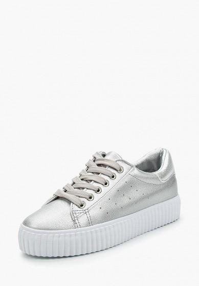 Купить Кеды Flyfor - цвет: серый, Китай, FL009AWAWCO5