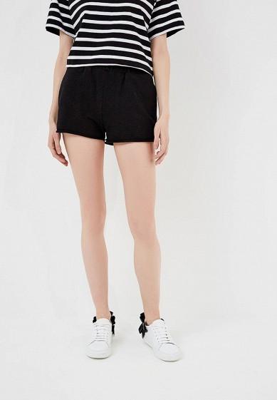 Купить Шорты спортивные Forte Couture - цвет: черный, Италия, FO016EWXHA51