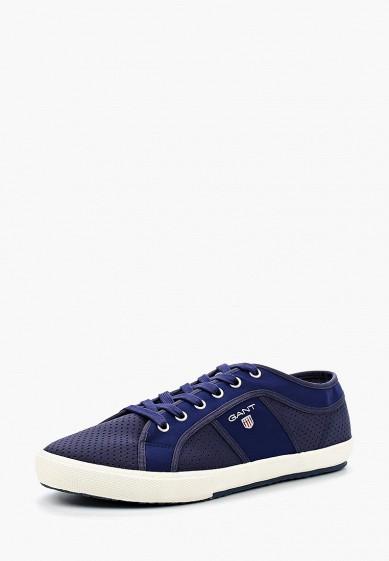 Купить Кеды Gant - цвет: синий, Вьетнам, GA121AMADLB3