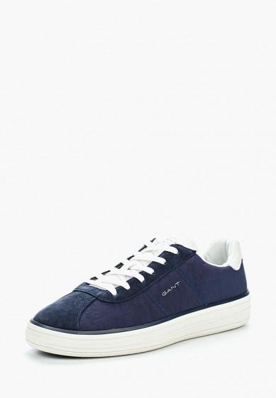 Купить Кеды Gant - цвет: синий, Китай, GA121AMADLB4