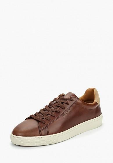 Купить Кеды Gant - цвет: коричневый, Вьетнам, GA121AMCIKK6