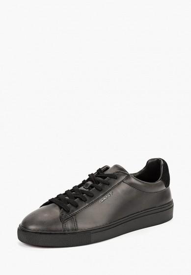 Купить Кеды Gant - цвет: черный, Вьетнам, GA121AMCIKK7