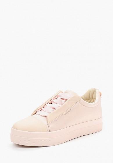 Купить Кеды Gant - цвет: розовый, Вьетнам, GA121AWADLC0