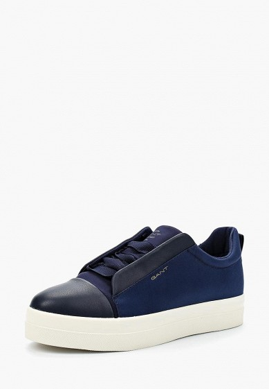 Купить Кеды Gant - цвет: синий, Вьетнам, GA121AWADLC1