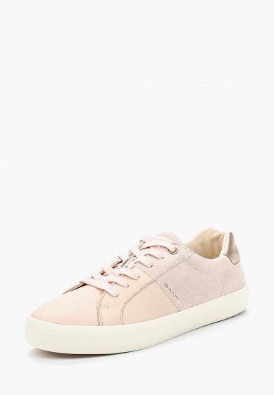 Купить Кеды Gant - цвет: розовый, Вьетнам, GA121AWADLC9