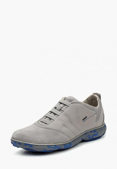 Купить Кроссовки Geox - цвет: серый, Мьянма, GE347AMADFM1