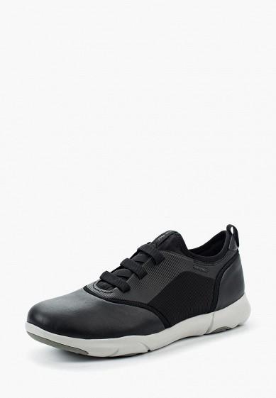 Купить Кроссовки Geox - цвет: черный, Китай, GE347AMADFS2