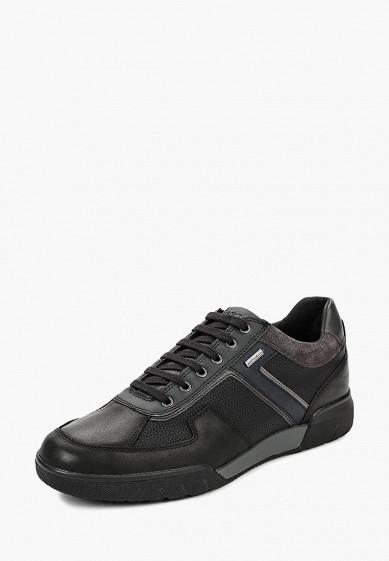 Купить Кроссовки Geox - цвет: черный, Вьетнам, GE347AMCBRG4